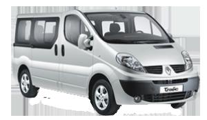 Автозапчастини для Renault Trafic