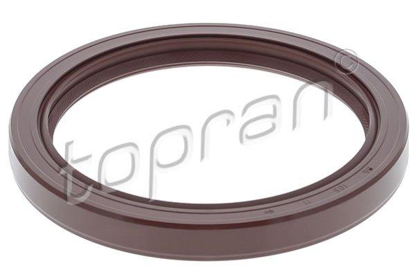 TOPRAN, 207140, Сальники валу