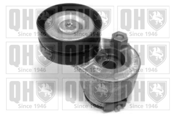 QH, QTA1218, Натяжний ролик