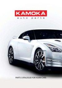 KAT, KAMJAP, Каталог/KAMOKA японськi машини