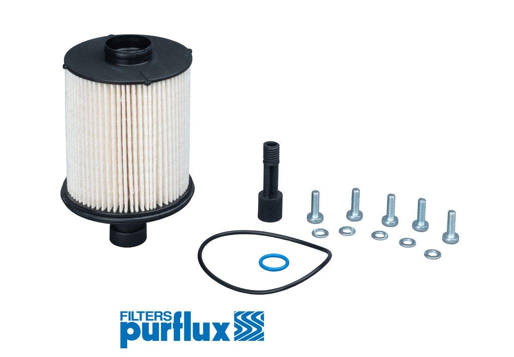 PURFLUX, C869, Фiльтр паливний